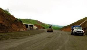 Nueva Carretera a San Carlos. Archivo / CRH