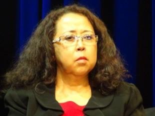María del Rocío Sáenz fue  ministra de Salud del 2002 al 2006. (CRH)