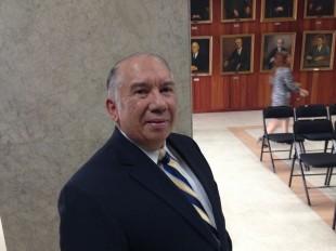 Luis Guillermo Rivas. magistrado, explicó que. CRH.