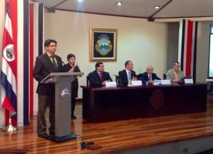 Hoy en la conferencia de prensa del Consejo de Gobierno. CRH.