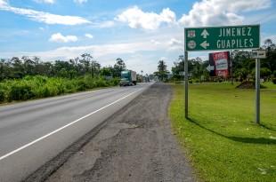 La encuesta preguntó la opinión de las personas por la carretera a Limón. (CRH)