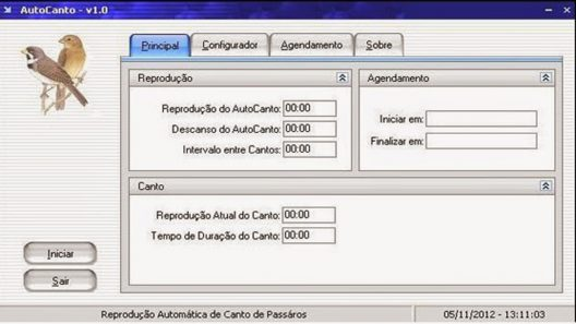 Programa para Encarte