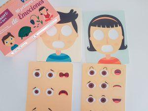 Montessori emociones