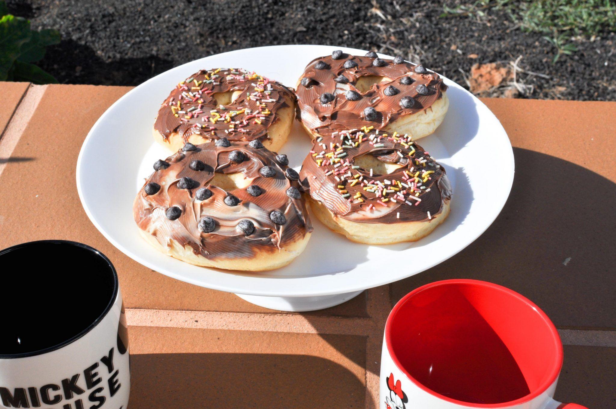 Donuts caseros para niños al horno, recetas para la cuarentena