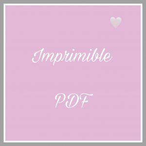 Imprimible