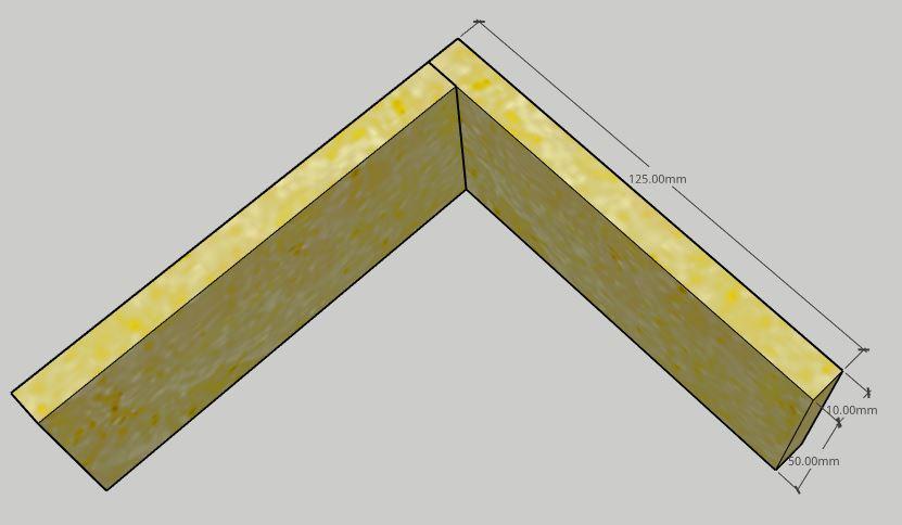 Ripas Sobrepostas - Medidas Caixa AF Inteligente Jataí