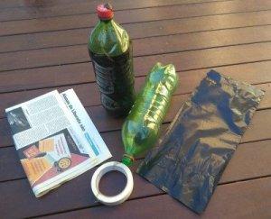 Como Capturar Abelhas Nativas sem Ferrão - Materiais Isca Pet