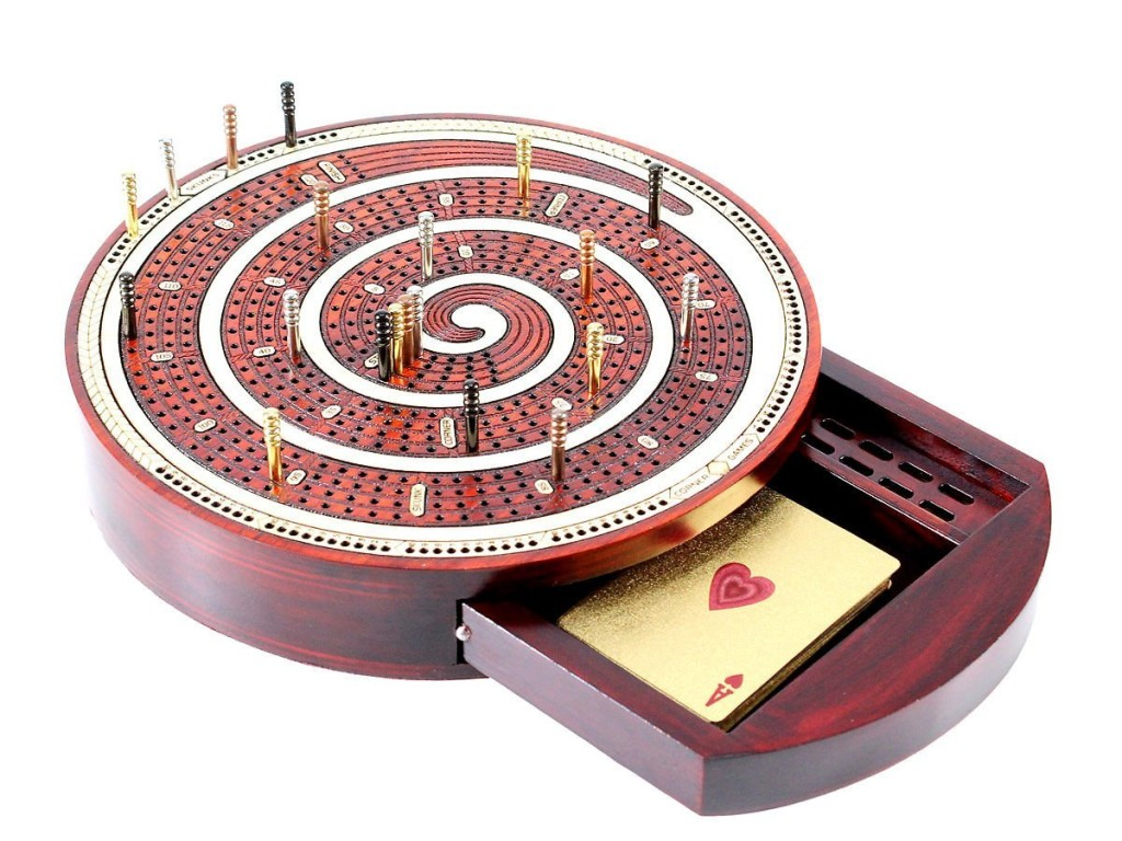 Spiral Board Pattern Game