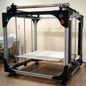 M3 Impresora 3D De Un Metro Cúbico 300x300 CRIBSA estará presente en la Feria GRAPHISPAG 2019