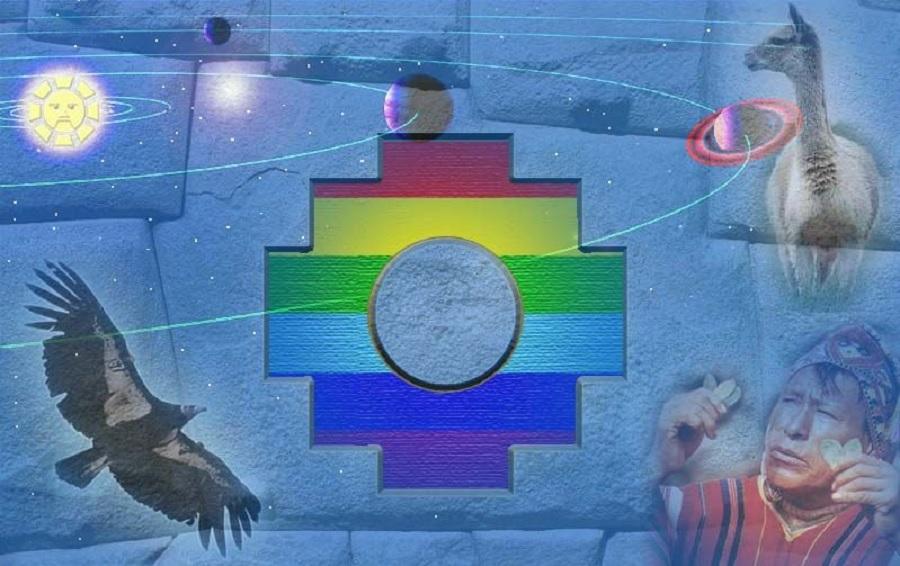 Resultado de imagen para COSMOVISION indigena