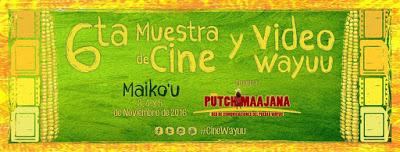 6ta Muestra de Cine y Video Wayuu - Lanzamiento y Convocatoria