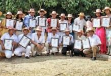 En total 22 los jóvenes Wayuu recibieron el tÍtulo como comunicadores.