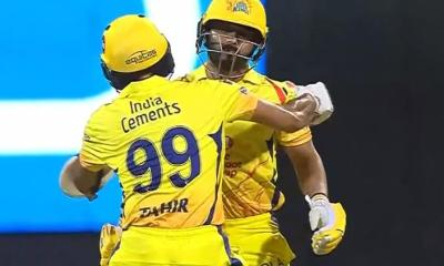 Kedar Jadhav brought CSK home