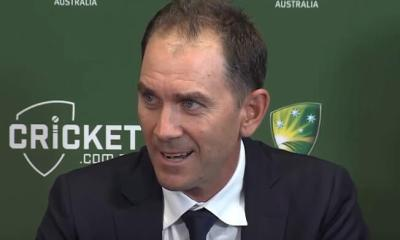 World Cup 2019: Justin Langer is in World Cup Selection Delima