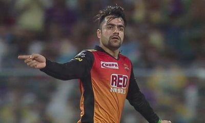 Rashid Khan in IPL