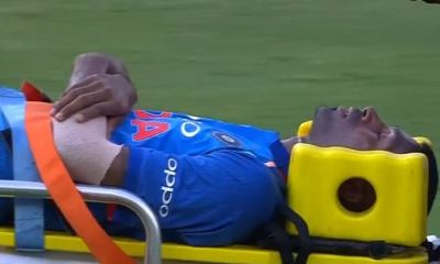 Hardik Pandya injury