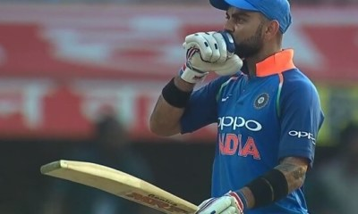 Virat Kohli reached 10000 ODI runs