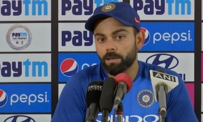 Virat Kohli on the India-Pakistan game for in the World Cup