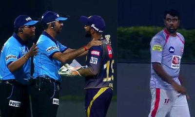 IPL 2019: Choas at eden Karthik gets into a heated argument with umpires