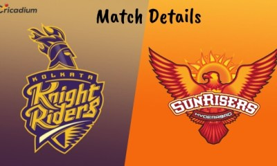 IPL 2019 Match 2 KKR vs SRH Rivalry, Timings, Venue and stats