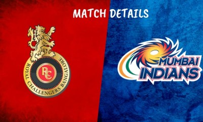 IPL 2019 Match 7 RCB vs MI Rivalry, Venue, Date and Time