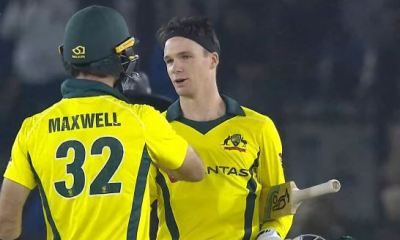 India vs Australia 4th ODI twitter reactions