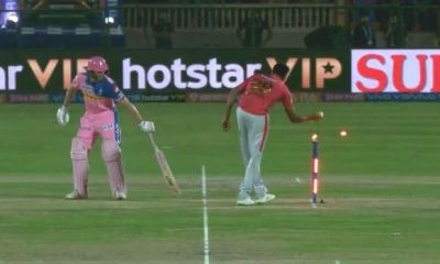 IPL 2019: Twitter slams Ashwin as he mankads Buttler