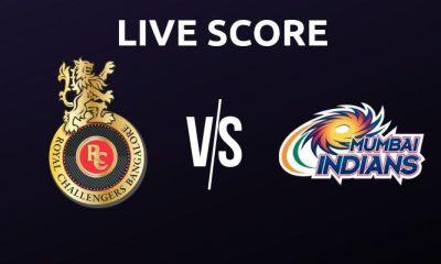 IPL 2019 Match 7 RCB vs MI Live Score, Scorecard & Results