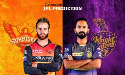 IPL 2019 Match 38, SRH vs KKR Match Prediction