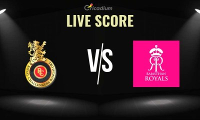 IPL 2019 Live Cricket Score: RCB vs RR Match 49 Live Score ball by ball