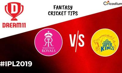 Dream 11 prediction Today IPL 2019 Match 25 RR vs CSK Predicted XI and Fantasy Cricket Tips