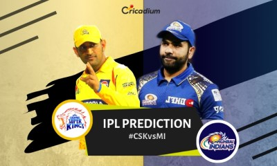 IPL 2019 Match 44, CSK vs MI Match Prediction