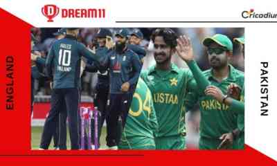 ENG vs PAK Dream 11 team 5th ODI : Dream 11 Tips England vs Pakistan