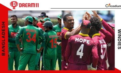 BAN vs WI Dream 11 team Today: Dream 11 Tips for Bangladesh vs West Indies Tri-Series Final