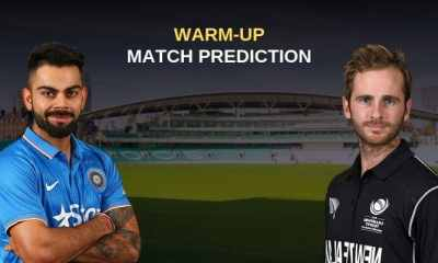 ICC World Cup 2019 Warm-up Match 4 India vs New Zealand Match Prediction Who Will Win today