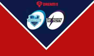 SPN vs VEL Dream 11 team Today: Dream 11 Tips Supernovas vs Velocity