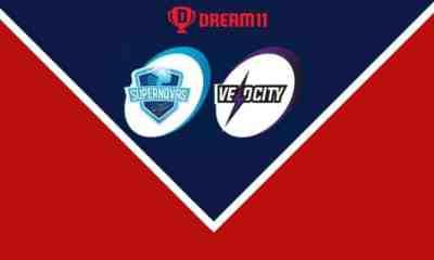 SPN vs VEL Dream 11 team Today: Dream 11 Tips Supernovas vs Velocity