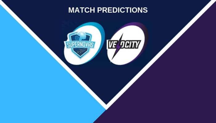 Supernovas vs Velocity Match Prediction, SPN vs VEL T20I Who