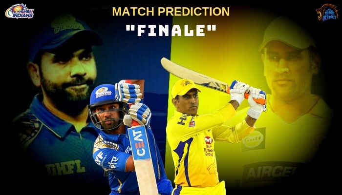 IPL 2019 Final MI vs CSK Match Prediction, Who Will Win IPL Final 2019