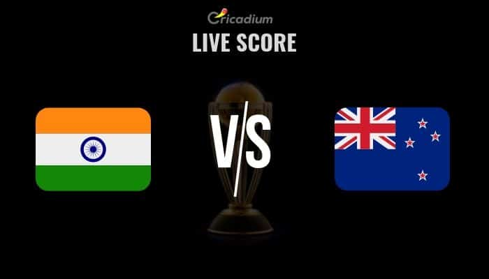 IND vs NZ 4th Warm-up Match Live Score: India vs New Zealand Live Cricket Score
