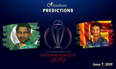 ICC World Cup 2019 Match 11 Pakistan vs Sri Lanka Match Prediction Who Will Win Today