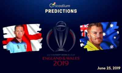 ICC World Cup 2019 Match 32 England vs Australia Match Prediction Who Will Win Today