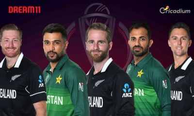 NZ vs PAK Dream 11 team Today Match 33 World Cup 2019: New Zealand vs Pakistan Dream 11 Tips