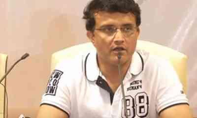 The former Indian captain Sourav Ganguly has some advice for Virat Kohli