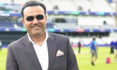 Virender Sehwag criticizes Indian team management's decision