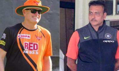 BCCI has shortlisted Six candidates for the head coach of India