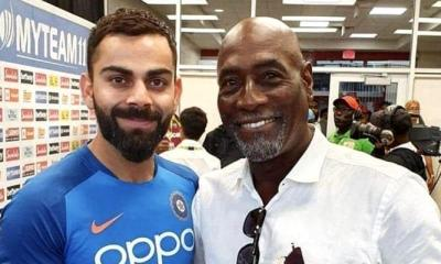Virat Kohli and Vivian Richards find nets 'claustrophobic'
