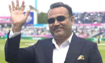 Virender Sehwag unveil why he didn't apply for Team India head coach position