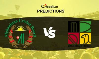 Bangladesh Tri-Series 2019 2nd Match AFG vs ZIM Match Prediction Who Will Win