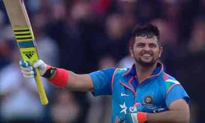 Suresh Raina wants to deliver for India at no. 4 position